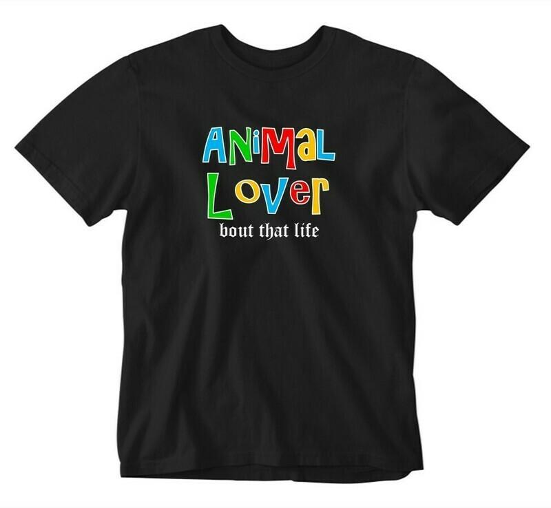 Kids Animal Lover Tee
