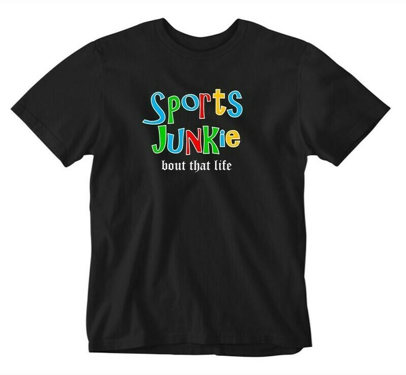 Kids Sports Junkie Tee