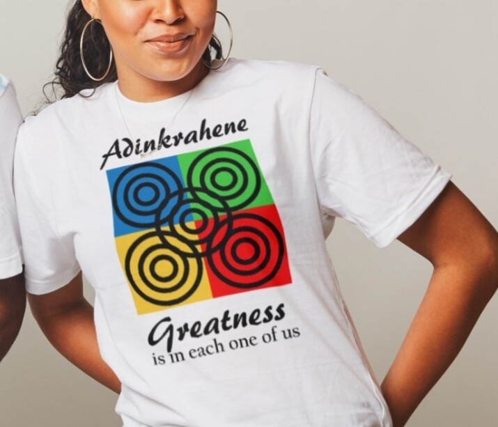 Adinka Greatness Tee