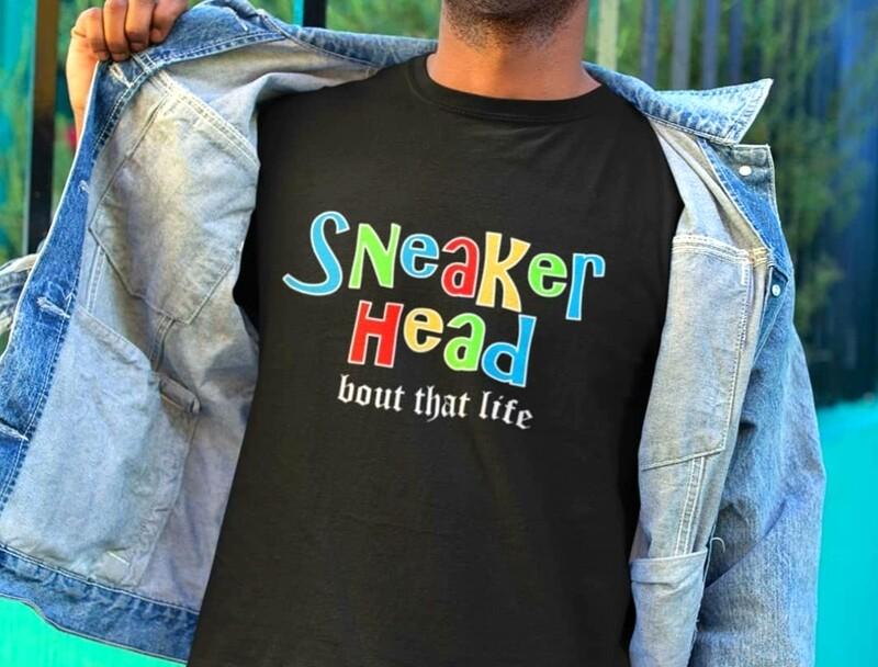 Sneaker Head Tee