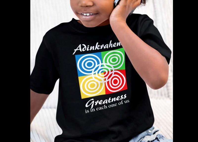 Kids Adinka Greatness Tee