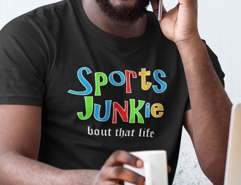 Sports Junkie Tee