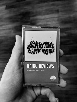 Haiku Review Cassette Compilation from Groove Family Records