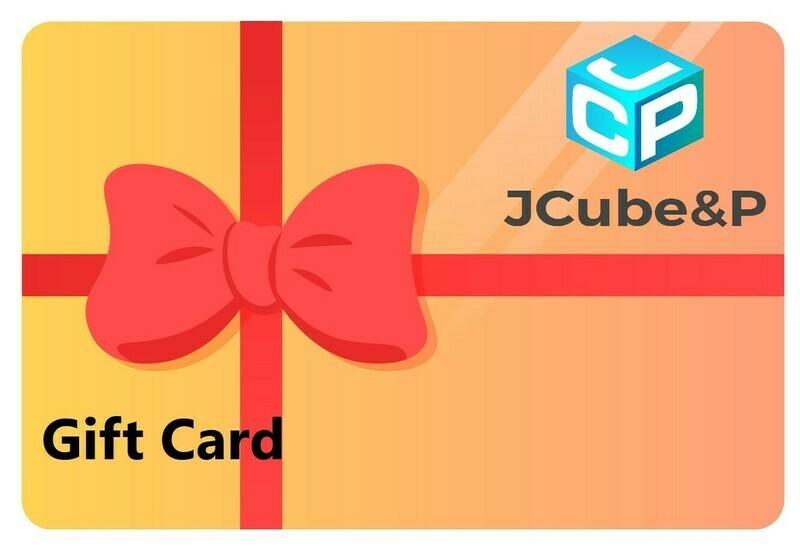 JCube&P Gift card