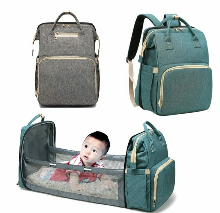 Smart Diaper Backpack