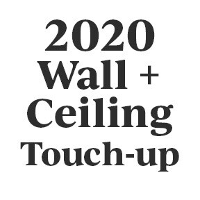 2020 Wall + Ceiling Touch-up Kit