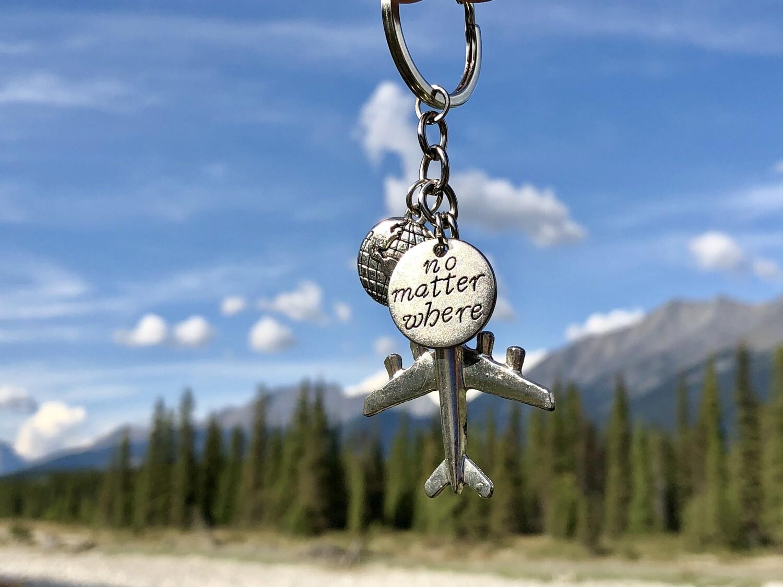 Travel Key Chain