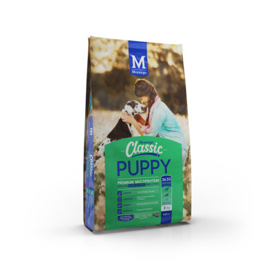 Montego Classic Puppy Large Breed 25kg