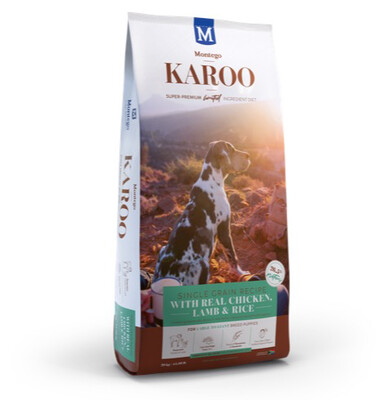 Montego Karoo Puppy Large Breed