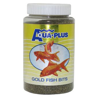 Aqua-Plus Gold Fish Bits