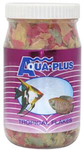 Aqua-Plus Tropical Fish Flakes
