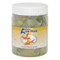 Aqua-Plus Gold Fish Flakes