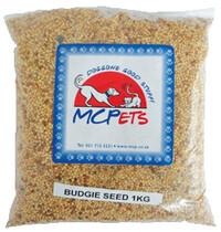 MCP Budgie Seed Mix, 1kg