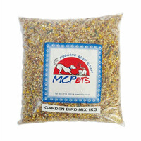MCP Garden Mix Bird Seed, 1kg