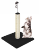 Cat Scratch Post - With Toy
