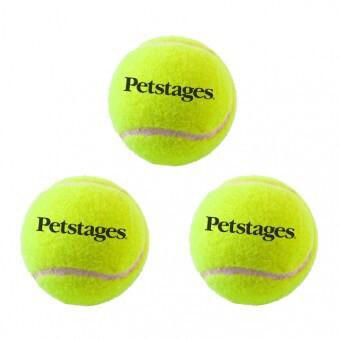 Petstages Duracore Tennis Balls - 3 Pack