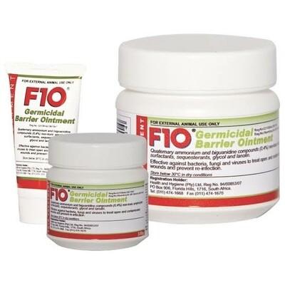 F10 Germicidal Barrier Ointment 500g