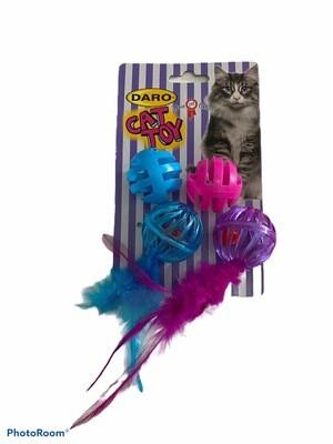 Jingle Balls 4 Pack