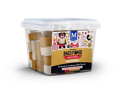 Bags O Wags Squishies Caramel & Condensed Milk Flavour