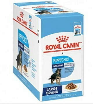 Royal Canin Maxi Puppy Wet Pouches
