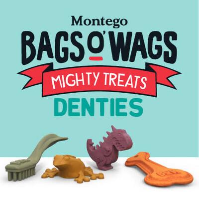 Bags O Wags Denties Medium Singles