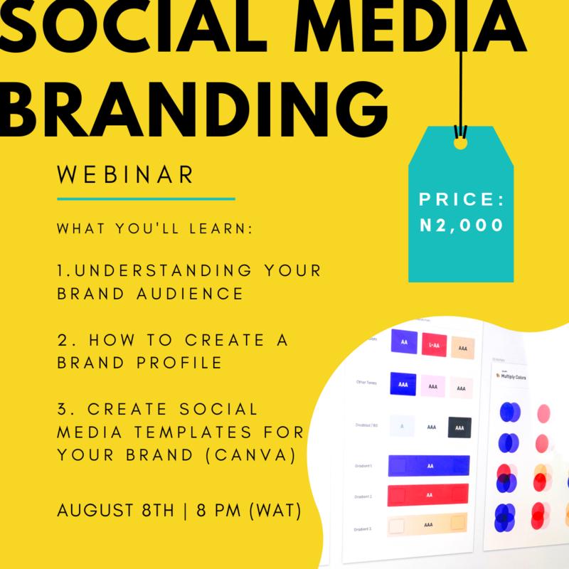 Social Media Branding Webinar