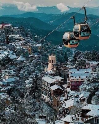 Shimla Kullu Manali tours packages