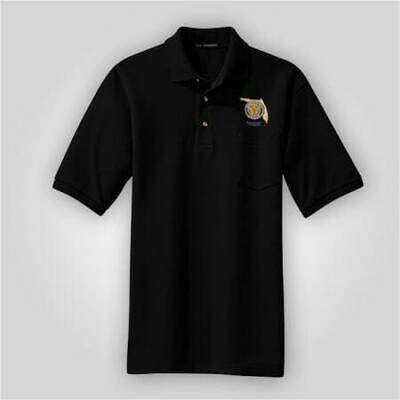 2019-2021 Commander's Men's Polo