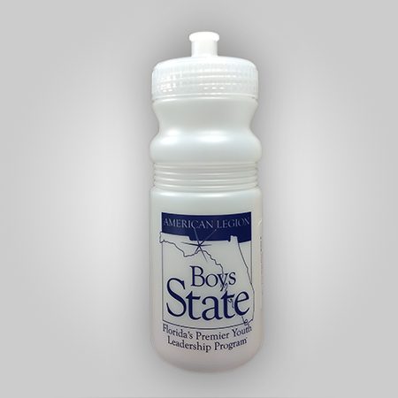 2017 Boys State Clear Water Bottles