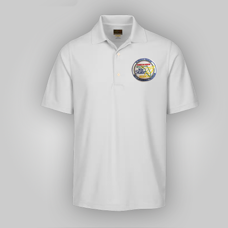 75th Boys State White Polo