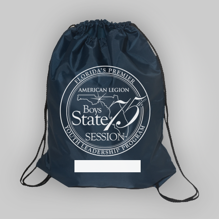 75th Boys State String Bag
