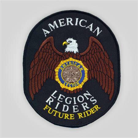 Legion Riders Future Rider Patch