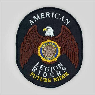 Legion Riders Future Rider Patch