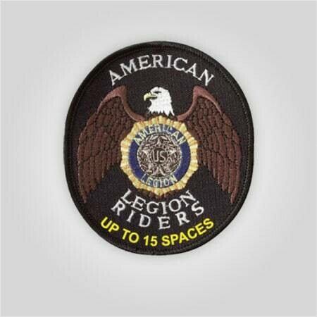Legion Riders Patch
