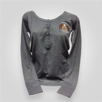 Legion Riders Ladies Thermal Henley