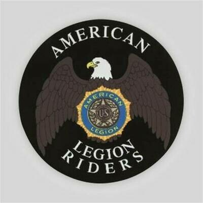 Legion Riders Removable Decal - 6