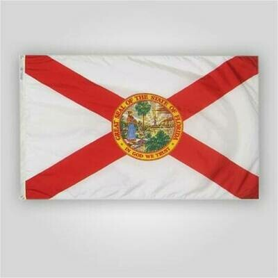 Florida Outdoor Flag