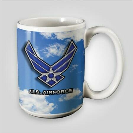 Air Force Coffee Mug