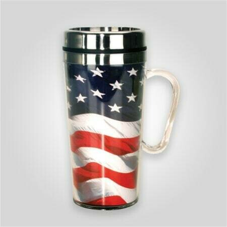American Insulated Travel Mug