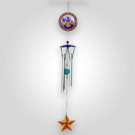 Army Wind Chime