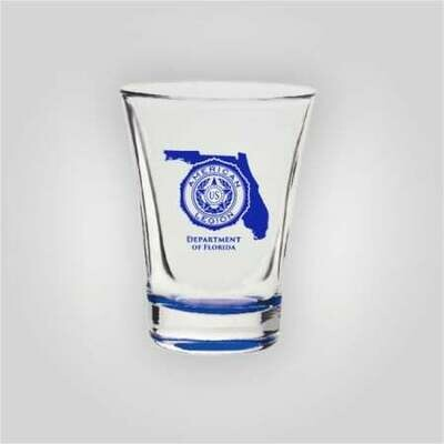 Florida Legion Shot Glass