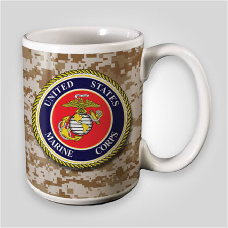 Marines Coffee Mug