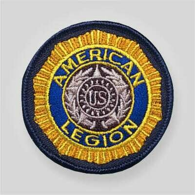 American Legion Embroidered Emblem Patch 2.5