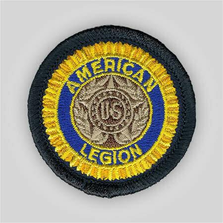 "Embroidered Legion Emblem 2"""