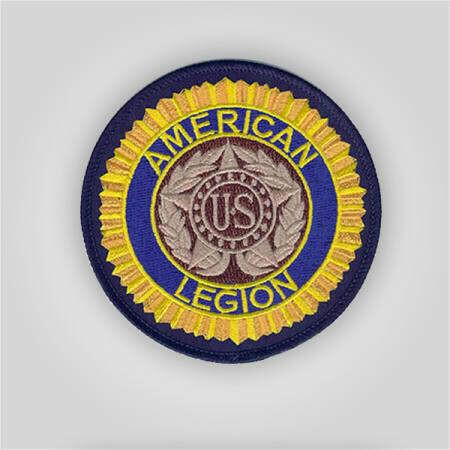 "Embroidered Legion Emblem 4"""