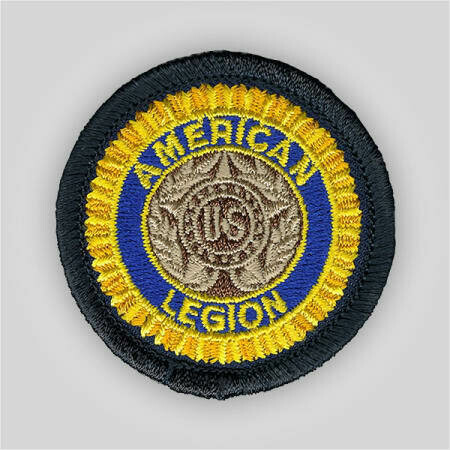 Embroidered Legion Patch 1 3/4""