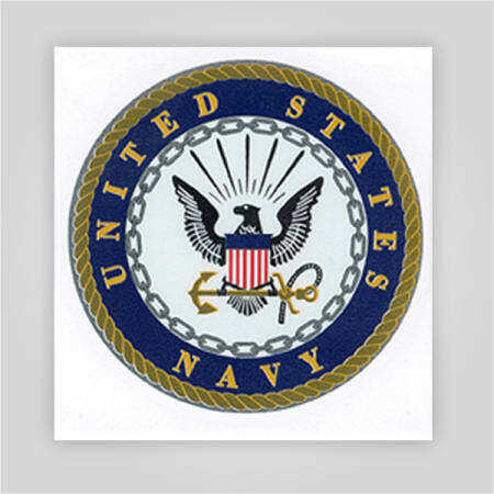 Navy Branch of Service Decal