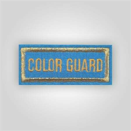 SAL Color Guard Patch