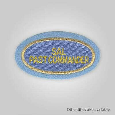 SAL Squadron Past Patch