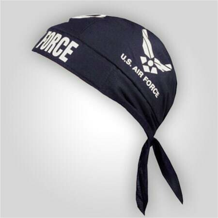 Air Force Do-Rag Dark Blue